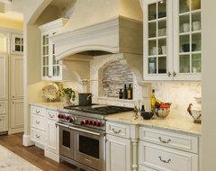 Rockville, MD Kitchen Renovation traditional-kitchen