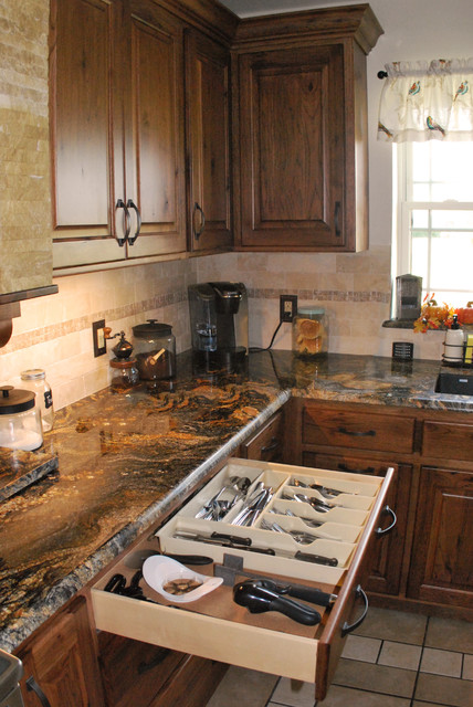 Rockwall 75087 Rustic Kitchen Dallas By Renovations Redefined