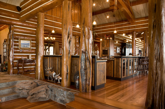 Rocky Mountain Log Homes A Place To Gather