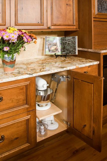 Rocky Mountain Sanctuary - Colorado rustic-kitchen