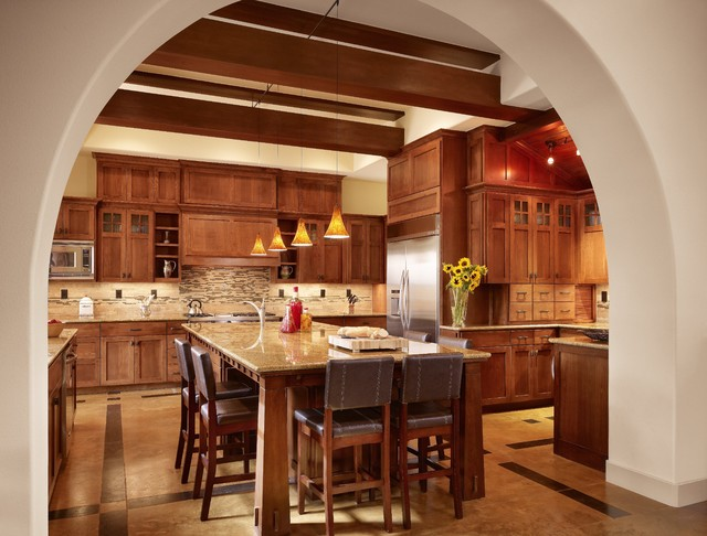 Kitchen Ideas On Pinterest Craftsman Style Kitchens Craftsman