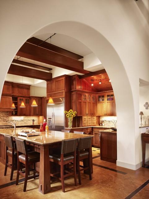 Rocky River Kitchen craftsman-kitchen