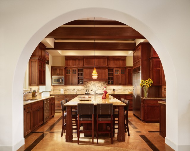 Rocky River Kitchen craftsman-kitchen