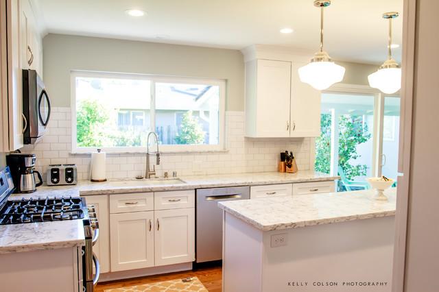 Rococo Countertop Modern Kitchen Sacramento By