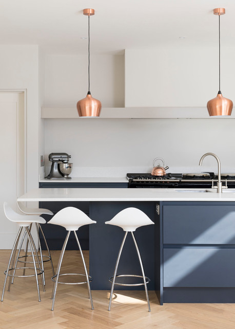 Roebuck House contemporary-kitchen