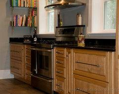 Roland Park Kitchen traditional-kitchen