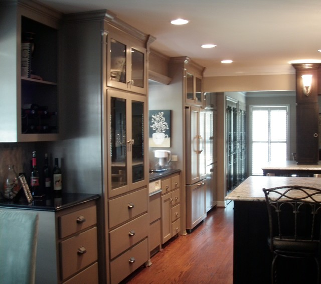 Rolen contemporary-kitchen