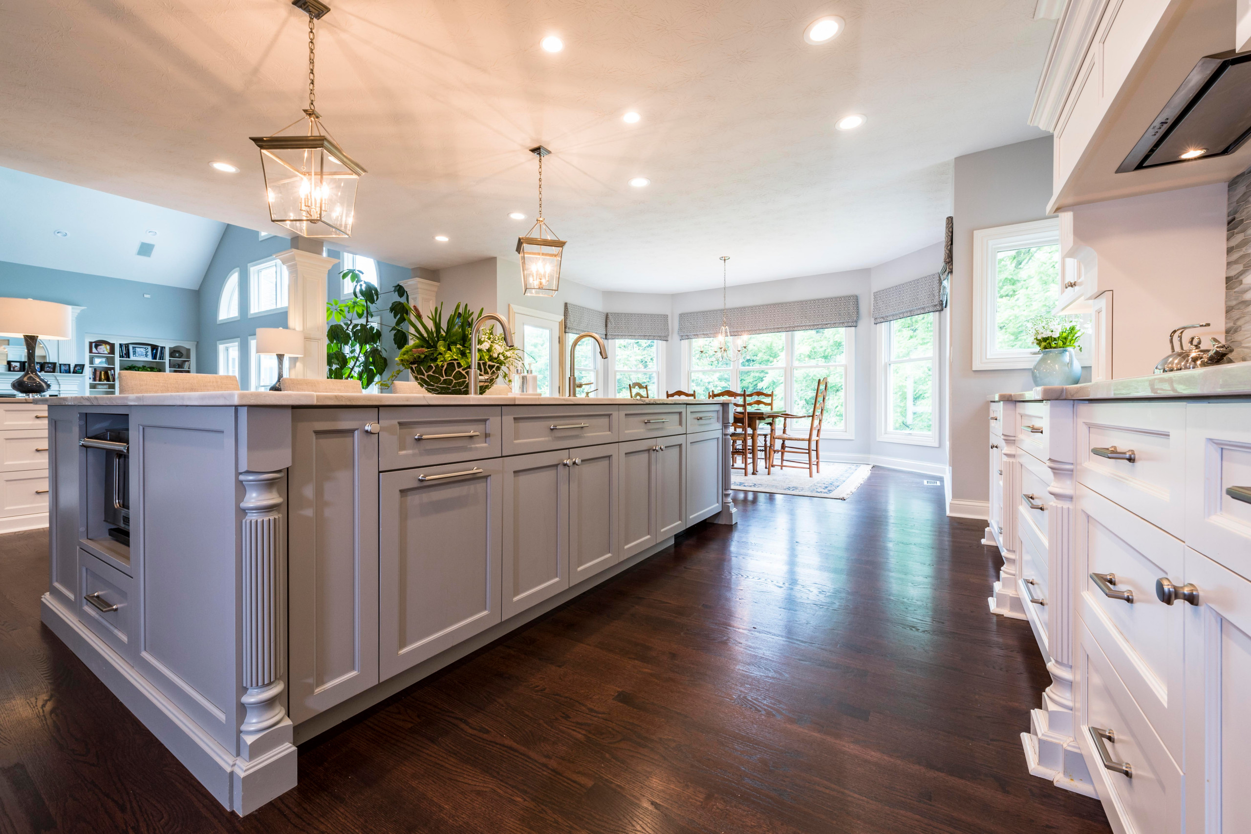 Rolling Hills by Don Justice Cabinet Makers