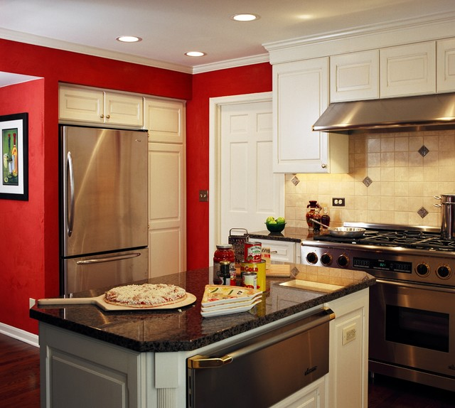 meadows kitchen traditional kitchen chicago by cabinets plus