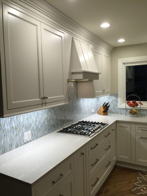 Rolling Meadows Kitchen Family Room Remodel Transitional Kitchen Chicago By Creative