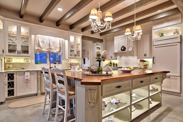 Dream Country Kitchens New Romantic Hill Country Dream  Country  Kitchen  Austin . Decorating Inspiration