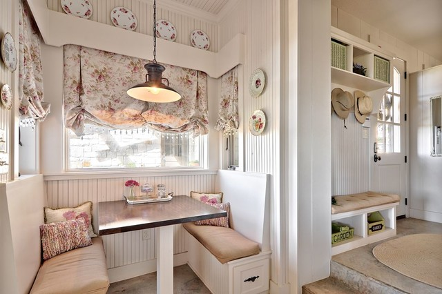 French country decor dining rooms - Romantic Hill Country Dream Shabby Chic Kitchen Austin By