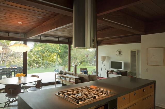 Rome Drive Remodel modern-kitchen