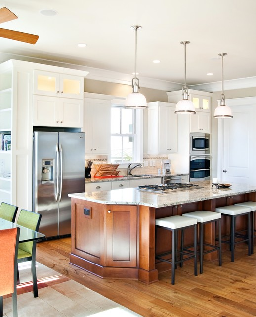 Room for everyone traditional kitchen charleston for Kitchen designs for everyone