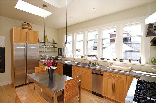 Room for this Kitchen contemporary-kitchen