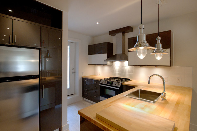 Rose ave apartments 6 plex for Kitchen ideas queensway