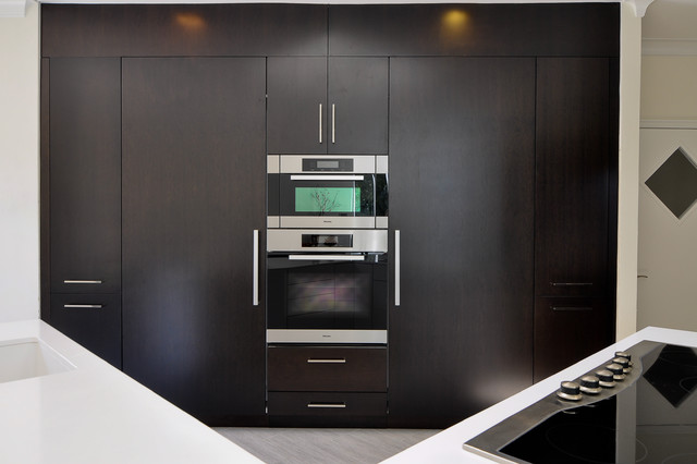 Rose Grove modern kitchen