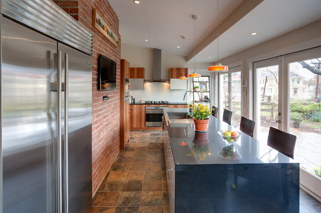 Rosedale Cottage contemporary-kitchen