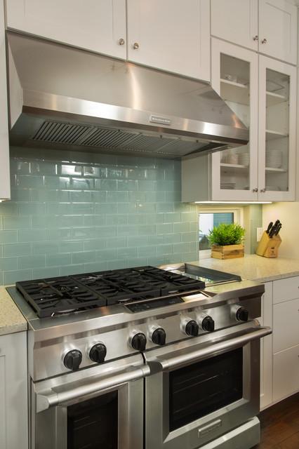 Rosedale . New Construction craftsman-kitchen