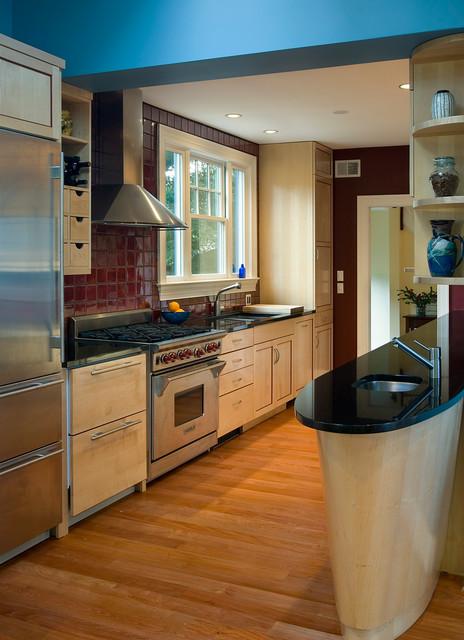 Rosemary Street Residence contemporary-kitchen