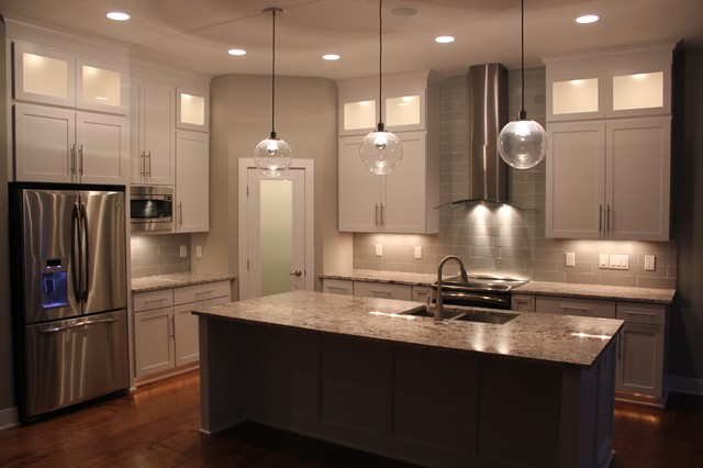 Rosewood houses modern kitchen other by re max - Bathroom vanities nebraska furniture mart ...