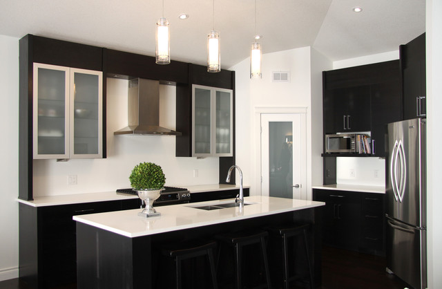 Rosewood saskatoon modern modern kitchen other for Kitchen designs by delta