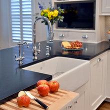 Roslyn Linen Kitchen