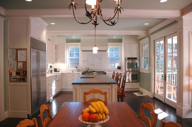 David Ludwig Studios traditional kitchen