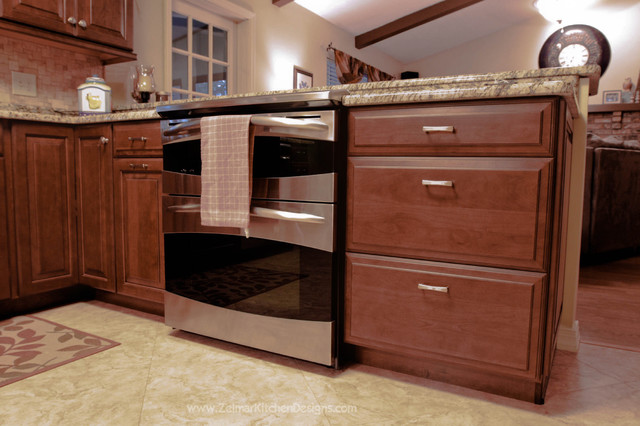 Rossi Home Remodel traditional-kitchen