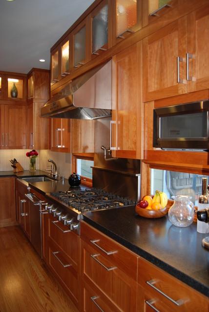 rossington architecture transitional-kitchen