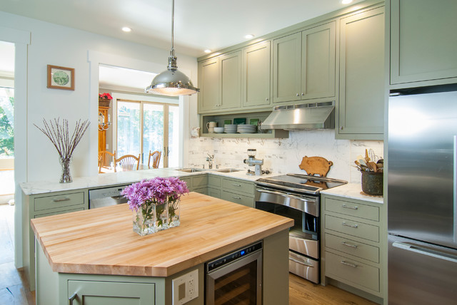 Rossmoor Remodel traditional-kitchen