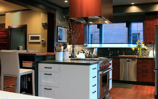 Rost family Kitchen contemporary-kitchen