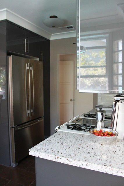 Roswell Ave modern-kitchen