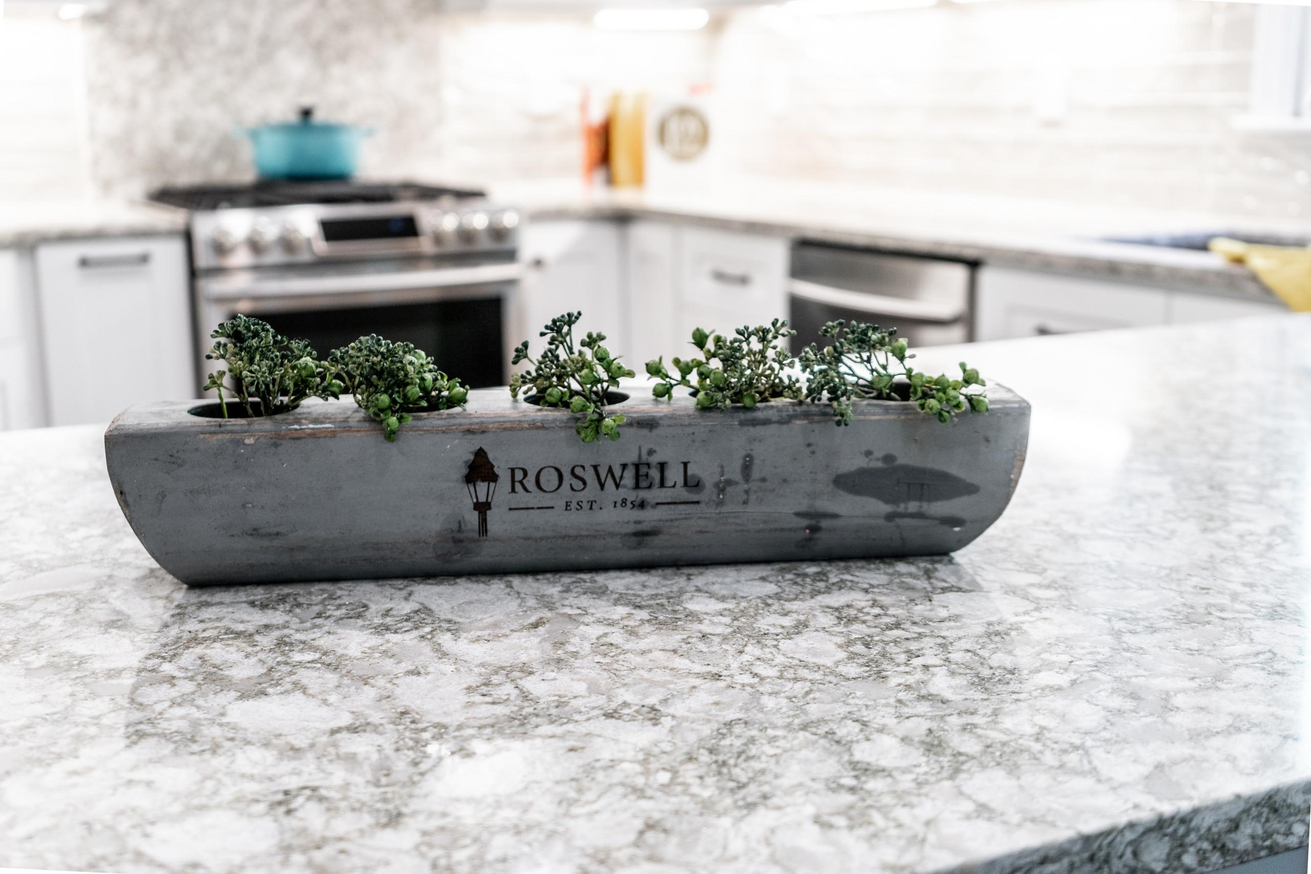 Roswell Fresh Farmhouse Kitchen