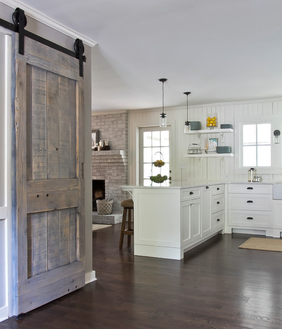 Roswell Kitchen Renovation - Farmhouse - Kitchen - by ...