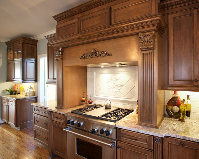Roswell - Traditional Kitchen traditional-kitchen