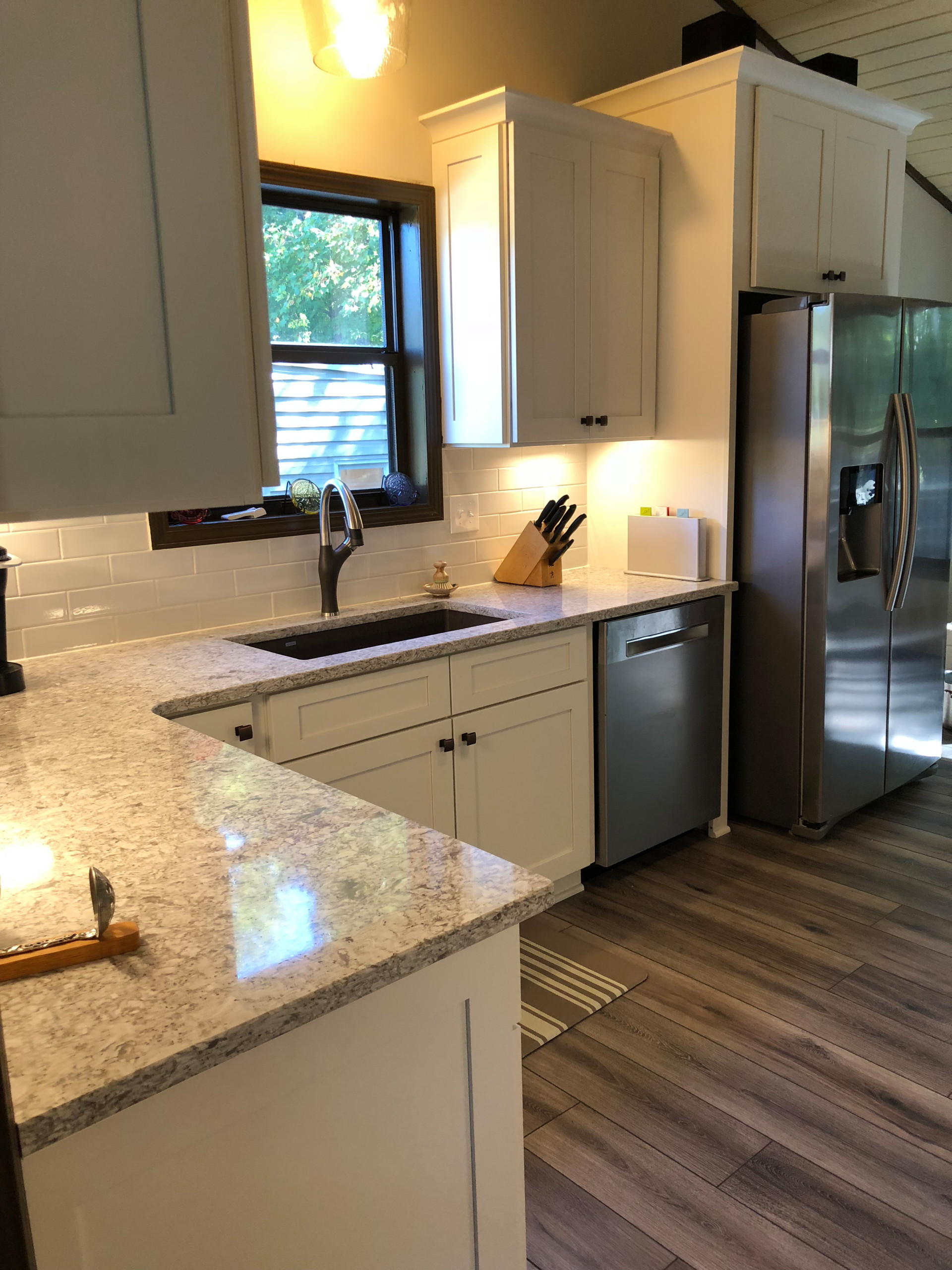 Roswell Traditional Kitchen