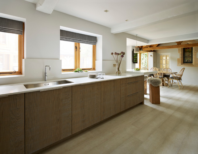 Kitchens Chipping Norton Of Rough Cut Oak Kitchen Chipping Norton Transitional