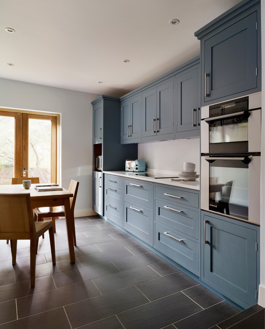 Blue Kitchen London: Roundhouse Blue Kitchens
