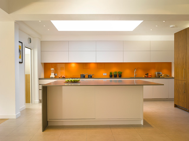 Roundhouse contemporary kitchens contemporary-kitchen