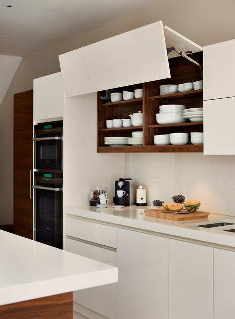 Roundhouse kitchen cabinets - Contemporary - Kitchen - london - by Roundhouse