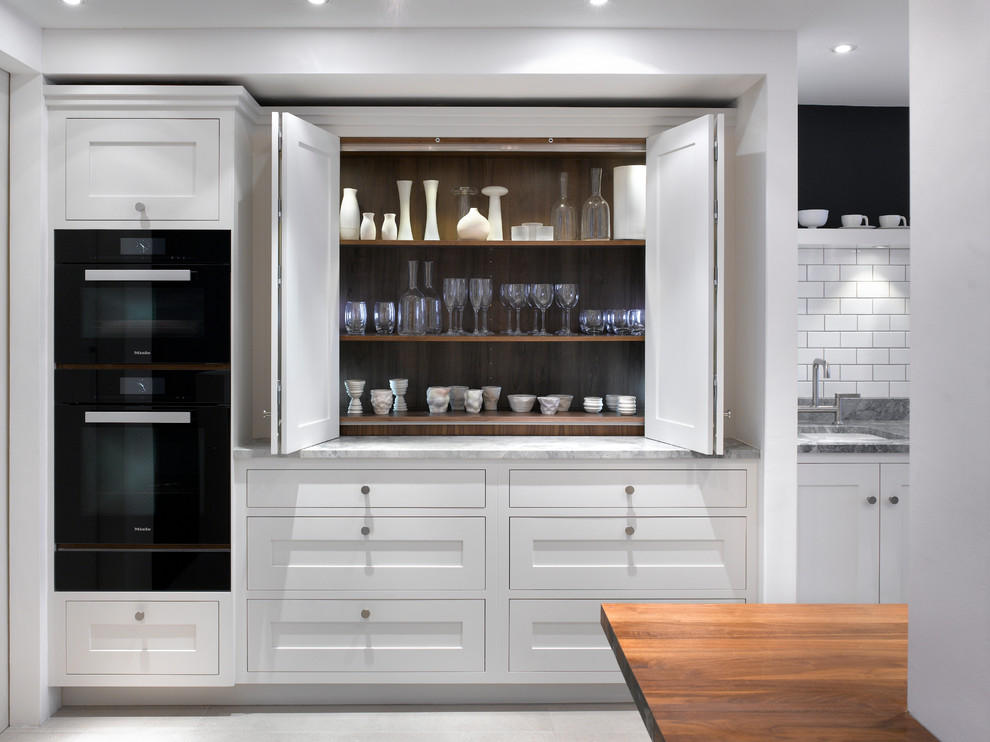 Roundhouse kitchen cabinets
