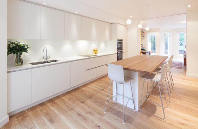 Roundhouse minimal kitchens n rdico cocina londres - Instaladores de cocinas ...