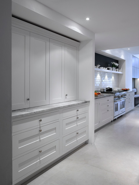 Roundhouse showrooms contemporary kitchen london for Modern kitchen london