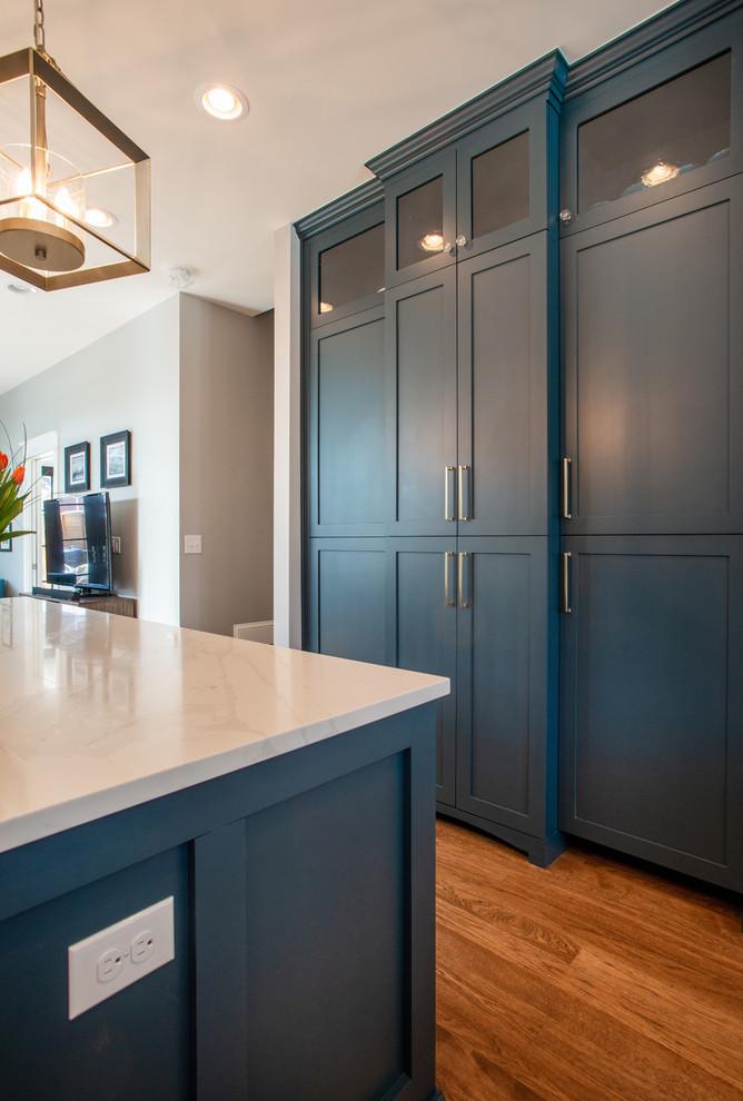 Stunning Luxury White Kitchen Decor And Design Ideas (With ...