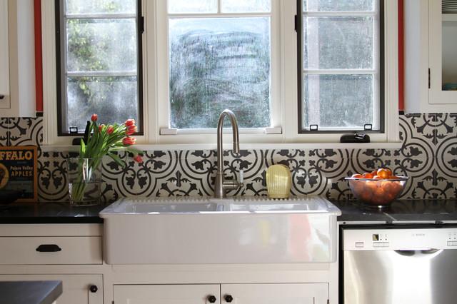 Rowena Kitchen eclectic-kitchen
