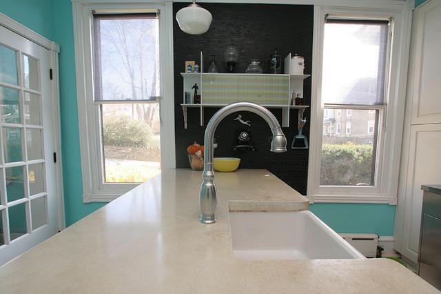 Roxborough, Philadelphia - Home eclectic-kitchen