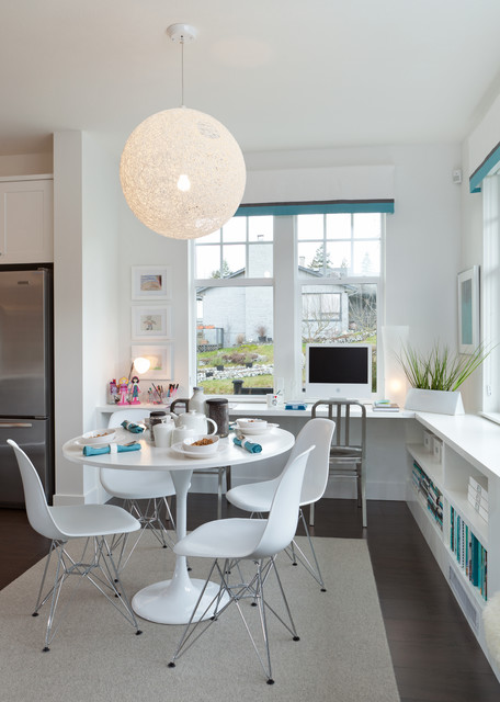 Roxton Contemporary Kitchen Vancouver By Portico Design Group