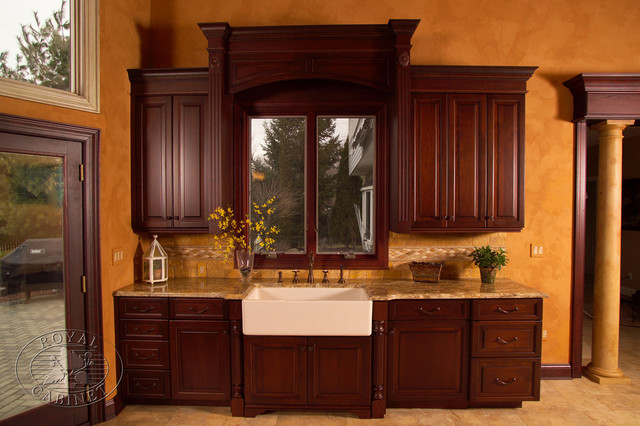 Royal Cabinet Company: In the Classical Tradition traditional-kitchen