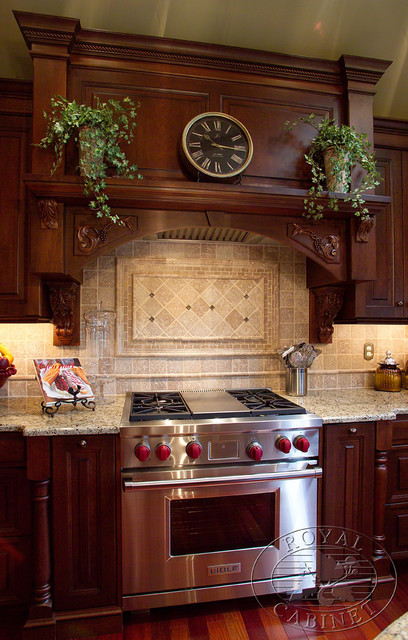 Royal Cabinet Company: Traditional Elegance traditional-kitchen